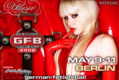 German Fetish Ball 2008