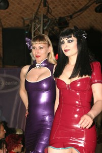Catwalk Show for Vex Clothing @ German Fetish Ball 2005