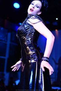 Fashion Show for Tatjana Warnecke @ German Fetish Ball 2014, Photography by Pluto